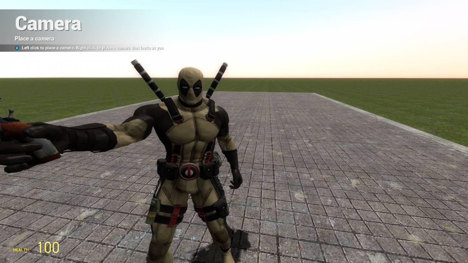 Deadpool Playermodel