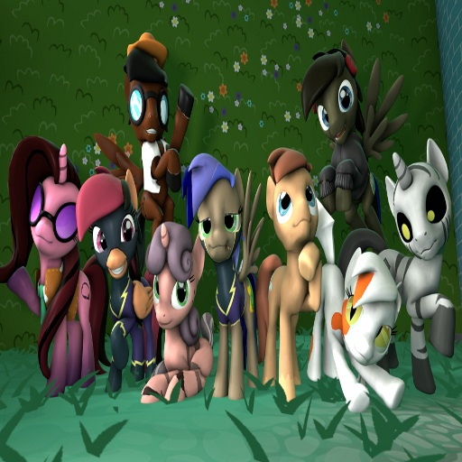 Pony Player Models