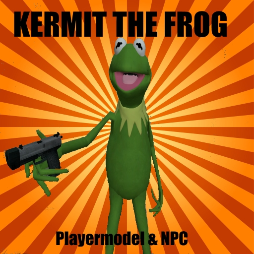 Kermit The Frog Player Model & NPC